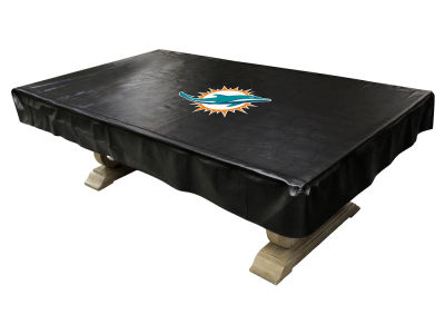 Miami Dolphins Imperial 8' Deluxe Pool Table Cover