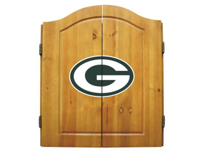 Green Bay Packers Imperial Dart Cabinet