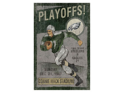 Philadelphia Eagles Imperial Vintage Wall Art