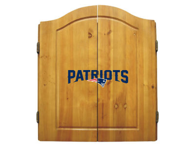 New England Patriots Imperial Dart Cabinet