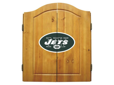 New York Jets Imperial Dart Cabinet