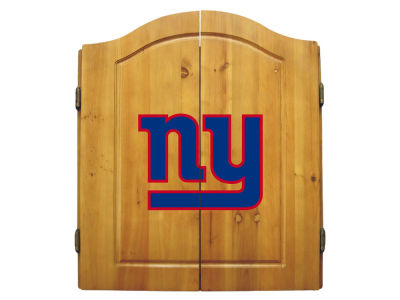 New York Giants Imperial Dart Cabinet