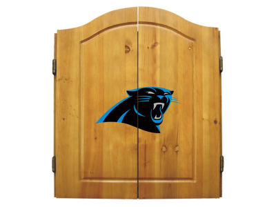 Carolina Panthers Imperial Dart Cabinet