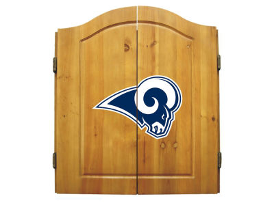 Los Angeles Rams Imperial Dart Cabinet