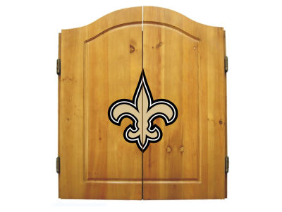 New Orleans Saints Imperial Dart Cabinet