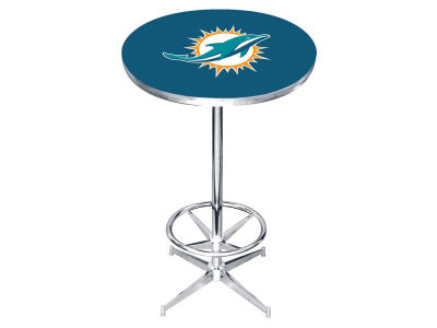 Miami Dolphins Imperial Pub Table