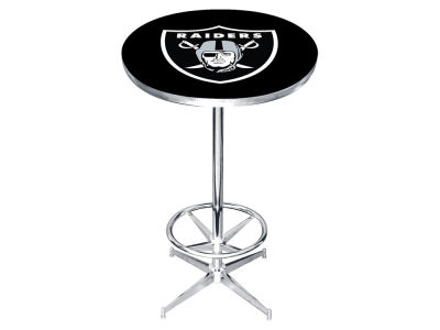 Oakland Raiders Imperial Pub Table