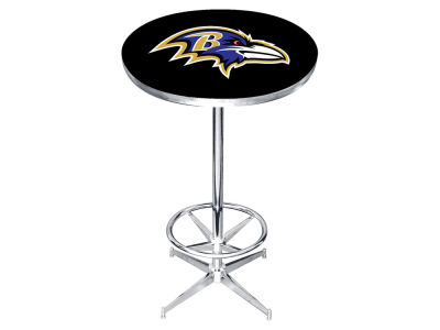 Baltimore Ravens Imperial Pub Table