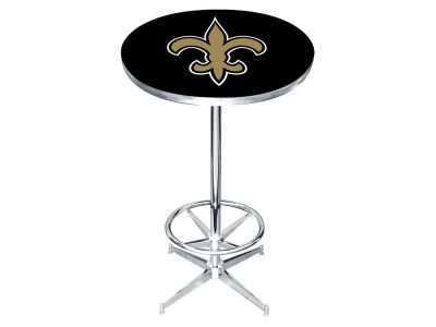 New orleans saints nfl bar supplies kitchen accessories lids new orleans saints imperial pub table watchthetrailerfo