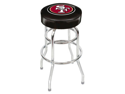 San Francisco 49ers Imperial Team Bar Stool
