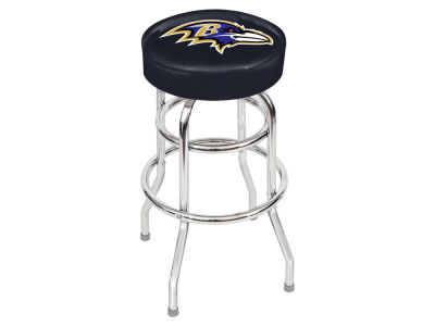 Baltimore Ravens Imperial Team Bar Stool