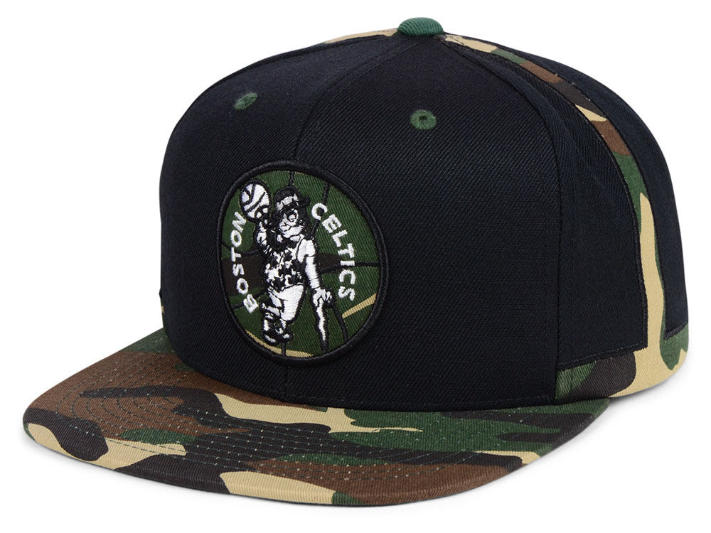 huge discount a2f1f 88261 92f9c 2a6c2  coupon code for boston celtics mitchell ness nba straight fire camo  hook snapback cap f5673 2c6f4