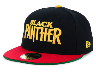 Marvel Black Panther Tri-Color 59FIFTY Cap