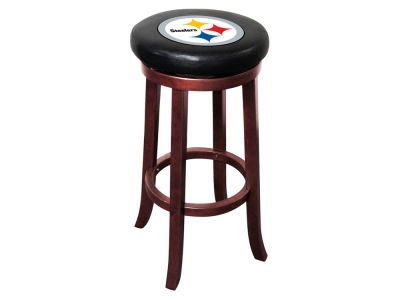 Pittsburgh Steelers Imperial Wooden Bar Stool