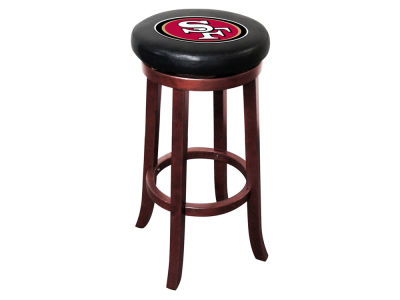 San Francisco 49ers Imperial Wooden Bar Stool