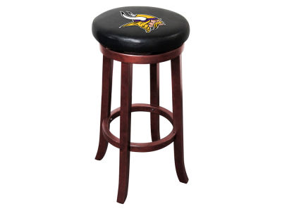 Minnesota Vikings Imperial Wooden Bar Stool