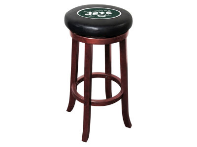 New York Jets Imperial Wooden Bar Stool
