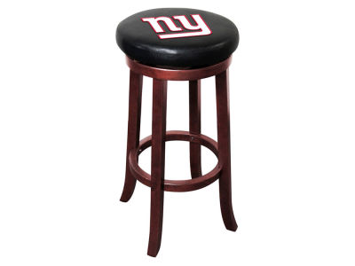 New York Giants Imperial Wooden Bar Stool