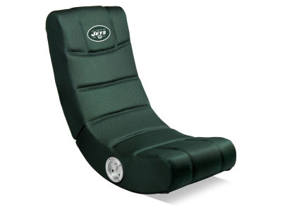 New York Jets Imperial Video Chair with Bluetooth