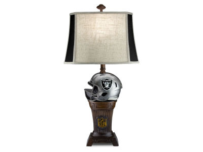 Oakland Raiders Imperial Trophy Lamp