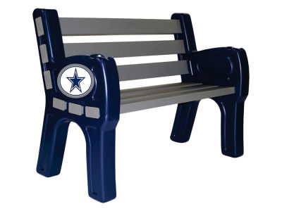 Dallas Cowboys Imperial Park Bench
