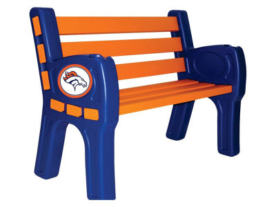 Denver Broncos Imperial Park Bench