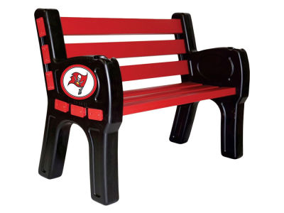 Tampa Bay Buccaneers Imperial Park Bench