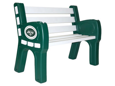 New York Jets Imperial Park Bench