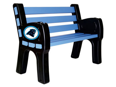 Carolina Panthers Imperial Park Bench