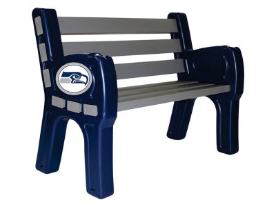Seattle Seahawks Imperial Park Bench