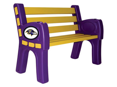Baltimore Ravens Imperial Park Bench