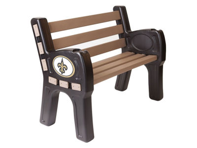 New Orleans Saints Imperial Park Bench