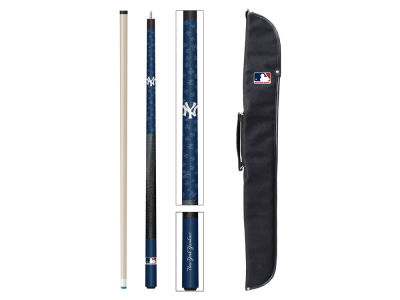 New York Yankees Imperial Cue and Case Combo Set