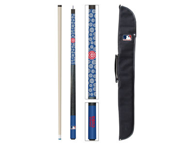 Chicago Cubs Imperial Cue and Case Combo Set