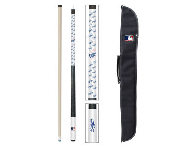 Los Angeles Dodgers Imperial Cue and Case Combo Set