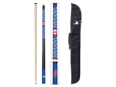Philadelphia Phillies Imperial Cue and Case Combo Set