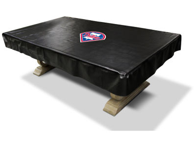 Philadelphia Phillies Imperial 8' Deluxe Pool Table Cover