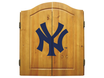 New York Yankees Imperial Dart Cabinet