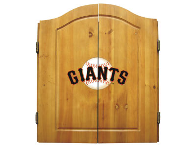 San Francisco Giants Imperial Dart Cabinet