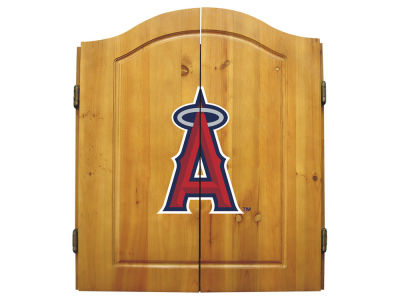 Los Angeles Angels Imperial Dart Cabinet