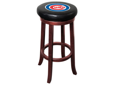 Chicago Cubs Imperial Wooden Bar Stool