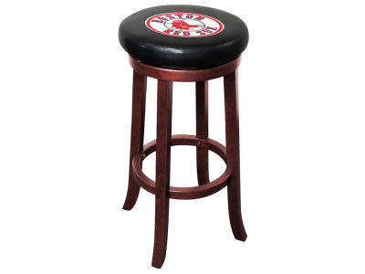 Boston Red Sox Imperial Wooden Bar Stool