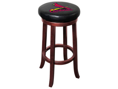St. Louis Cardinals Imperial Wooden Bar Stool