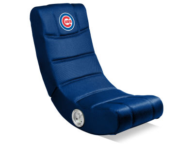 Chicago Cubs Imperial Video Chair with Bluetooth