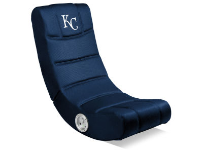 Kansas City Royals Imperial Video Chair with Bluetooth