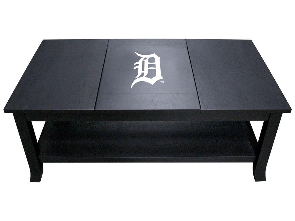 Detroit Tigers Imperial Coffee Table Lidscom - Detroit coffee table