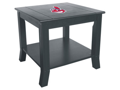 Cleveland Indians Imperial Side Table