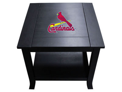 St. Louis Cardinals Imperial Side Table