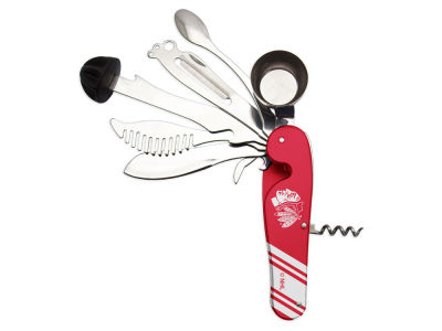 Chicago Blackhawks Sports Vault Bartender Multi-Tool