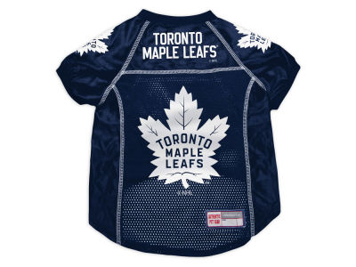 Toronto Maple Leafs Sports Vault Pet Jersey-Large